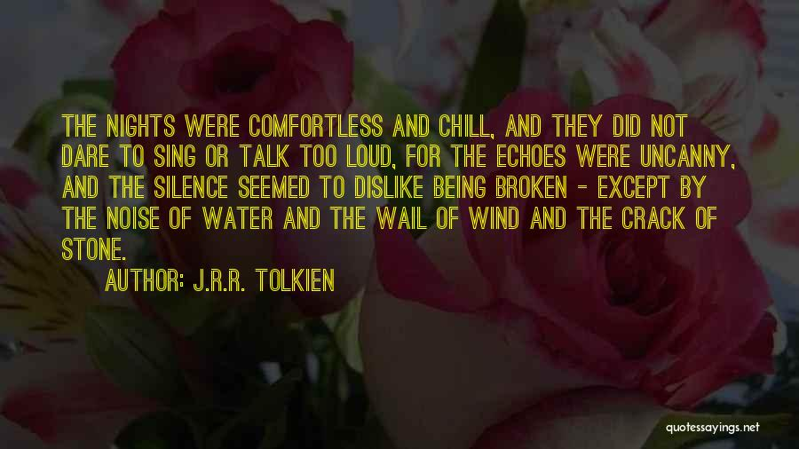 Water Stone Quotes By J.R.R. Tolkien