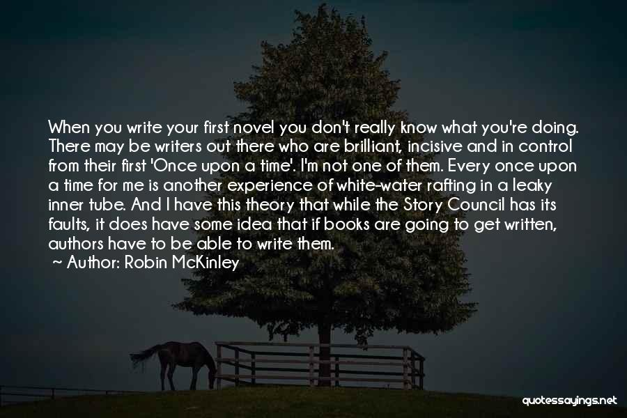 Water Tube Quotes By Robin McKinley