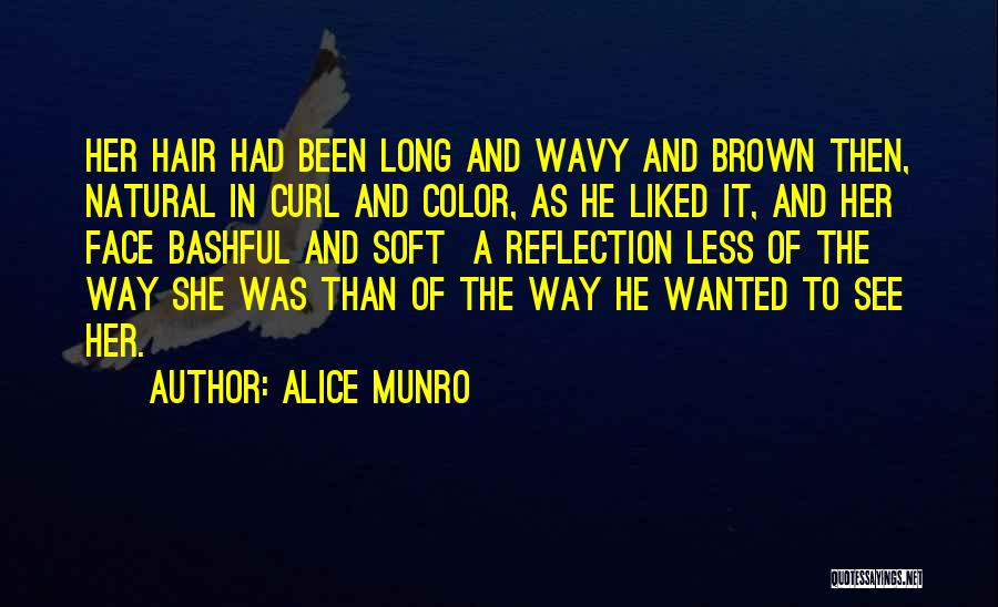 Wavy Quotes By Alice Munro