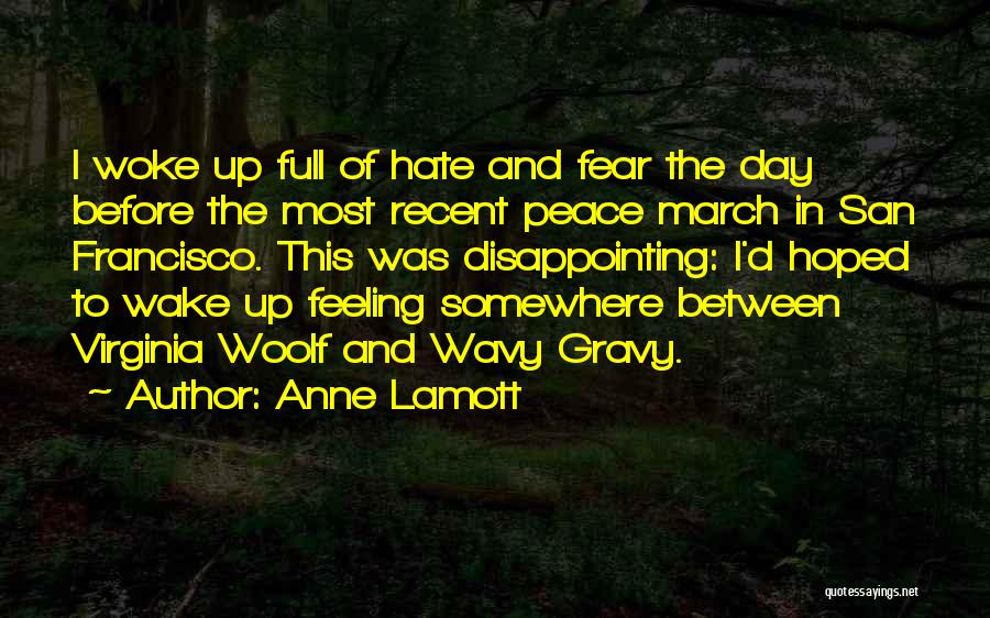 Wavy Quotes By Anne Lamott