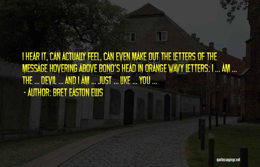 Wavy Quotes By Bret Easton Ellis