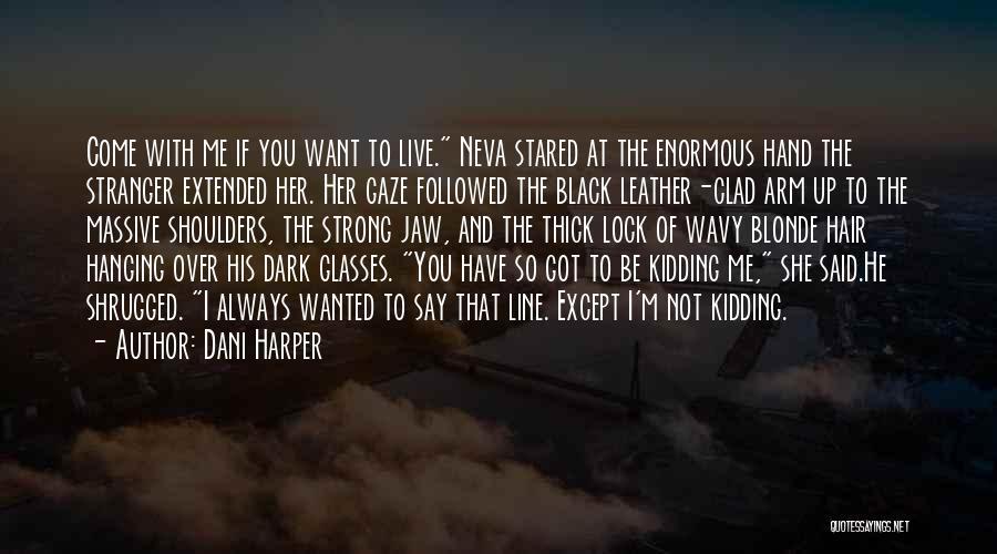 Wavy Quotes By Dani Harper