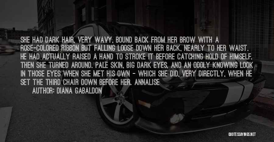 Wavy Quotes By Diana Gabaldon