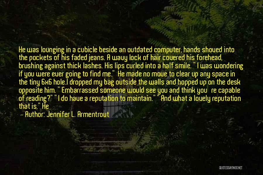 Wavy Quotes By Jennifer L. Armentrout