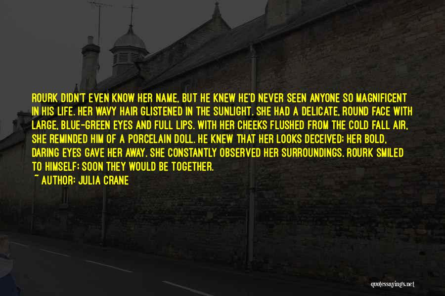 Wavy Quotes By Julia Crane
