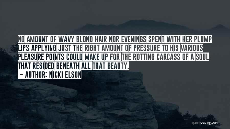 Wavy Quotes By Nicki Elson