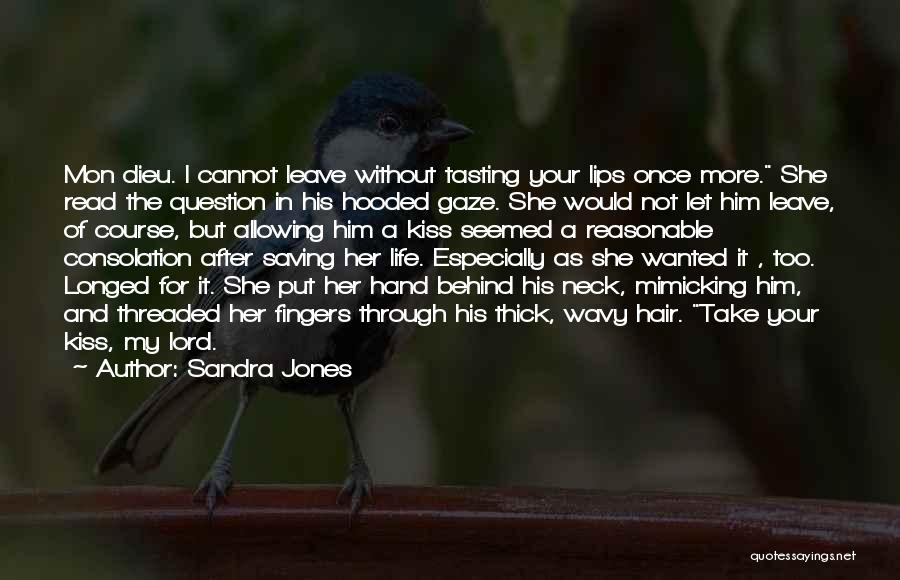 Wavy Quotes By Sandra Jones