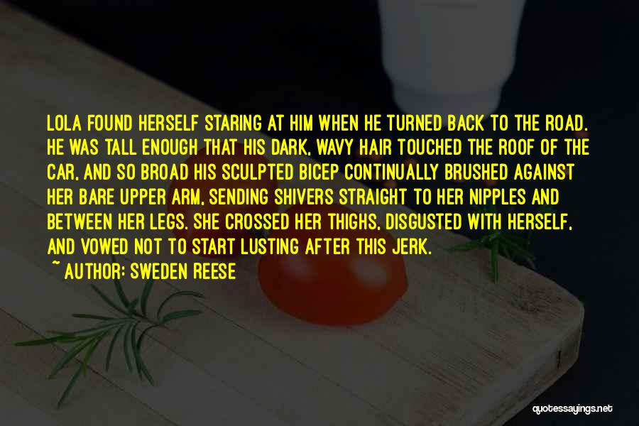 Wavy Quotes By Sweden Reese