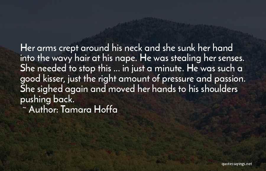 Wavy Quotes By Tamara Hoffa