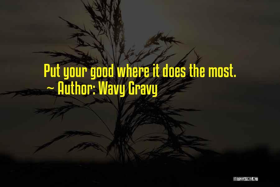 Wavy Quotes By Wavy Gravy
