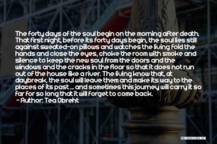 Way To Death Quotes By Tea Obreht