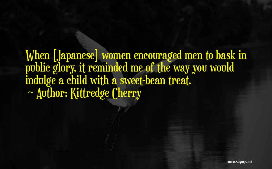 Way You Treat Me Quotes By Kittredge Cherry
