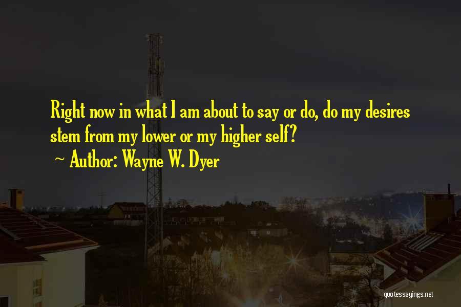 Wayne W. Dyer Quotes 1262492