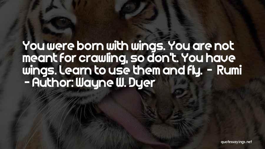 Wayne W. Dyer Quotes 452045