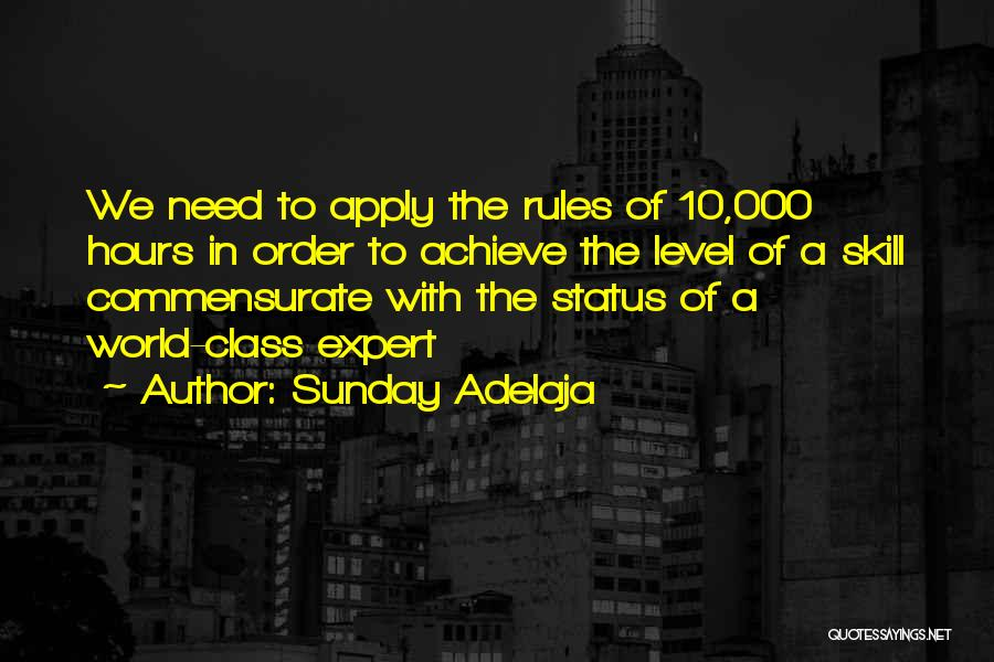 We Achieve Success Quotes By Sunday Adelaja