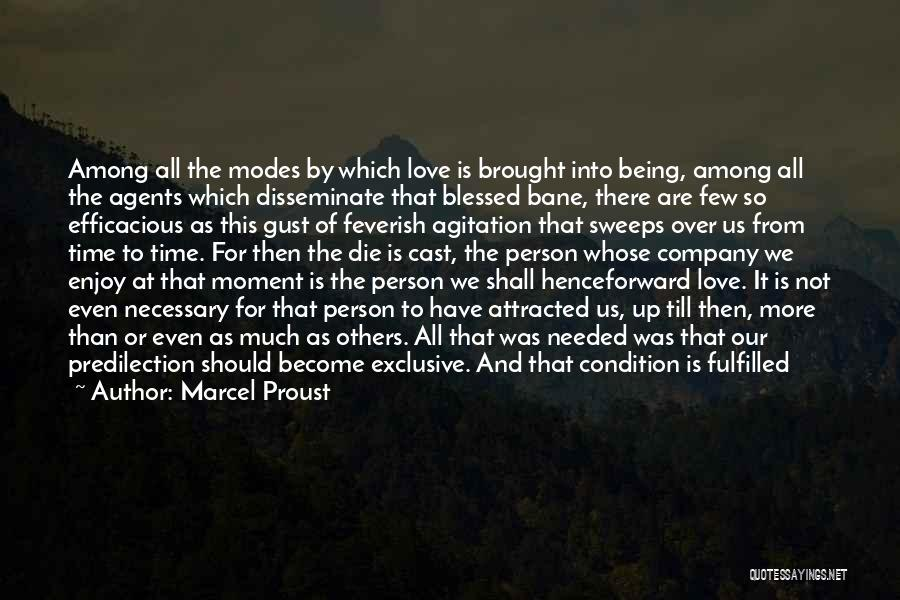 We All Die Alone Quotes By Marcel Proust