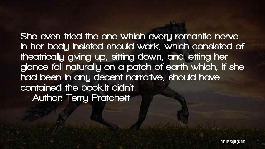 We All Fall Down Book Quotes By Terry Pratchett