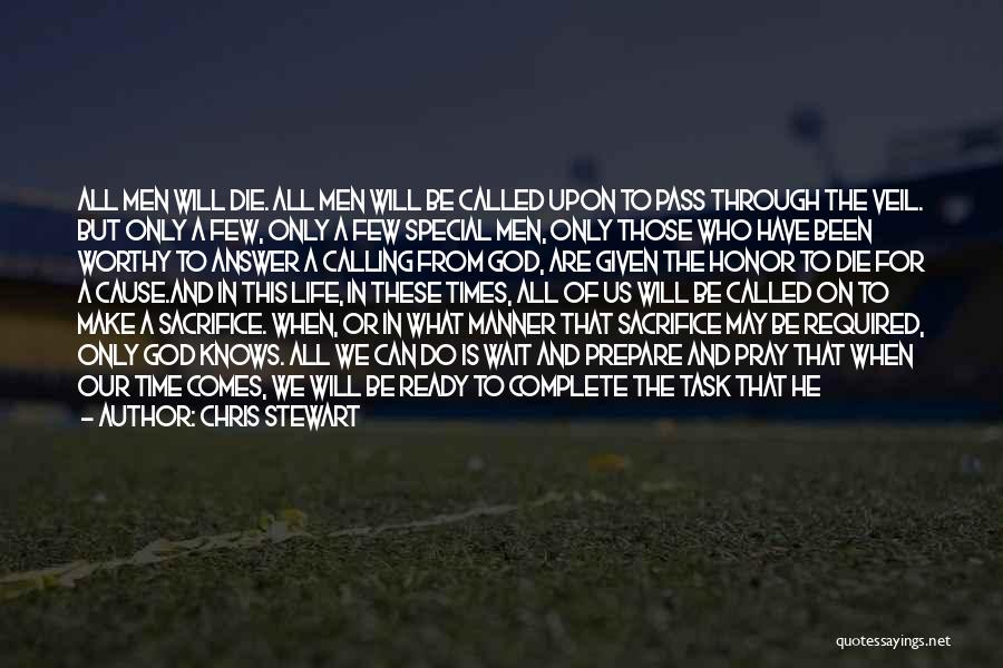 We All Look The Same Quotes By Chris Stewart