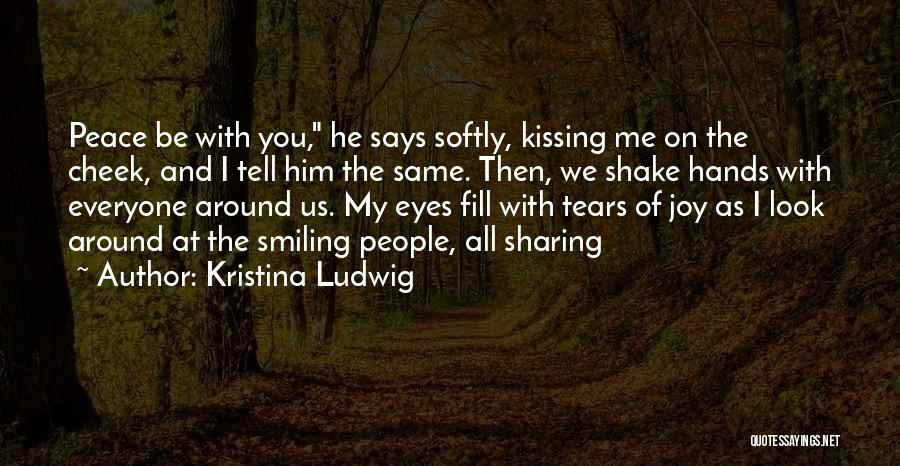 We All Look The Same Quotes By Kristina Ludwig