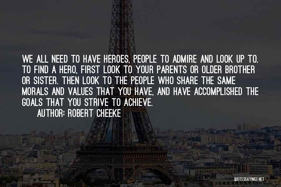 We All Look The Same Quotes By Robert Cheeke