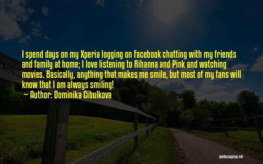 We All Want Love Rihanna Quotes By Dominika Cibulkova