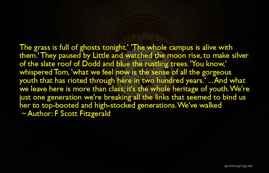 We Are Called To Rise Quotes By F Scott Fitzgerald