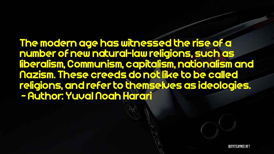We Are Called To Rise Quotes By Yuval Noah Harari