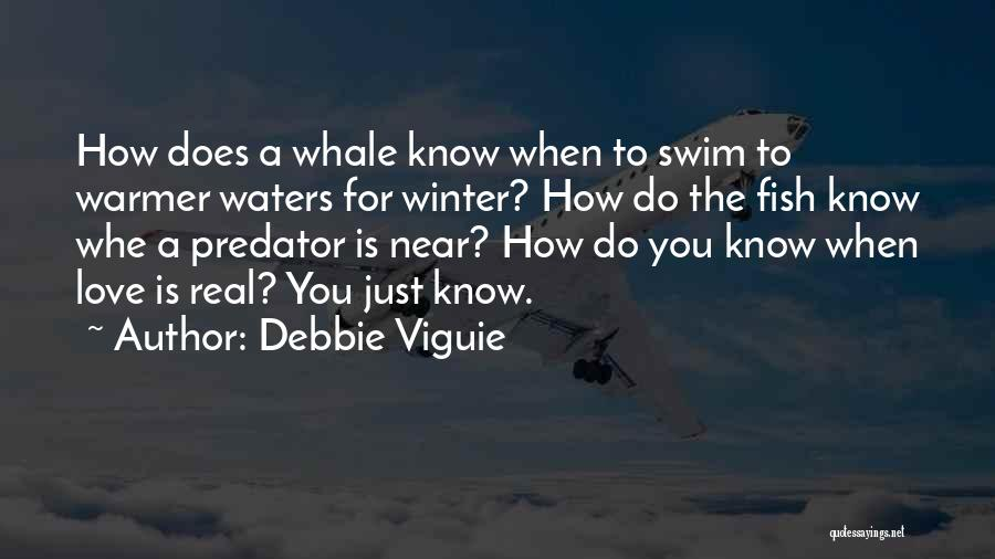 We Are Far But Near Quotes By Debbie Viguie
