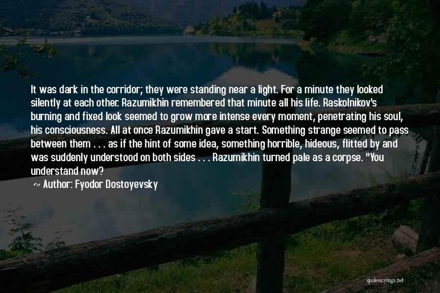 We Are Far But Near Quotes By Fyodor Dostoyevsky