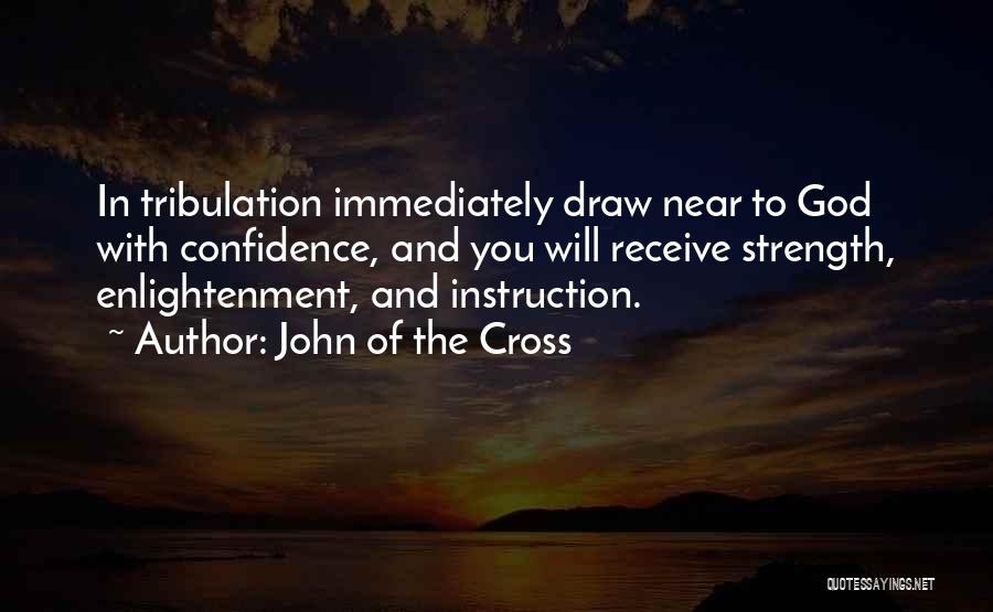 We Are Far But Near Quotes By John Of The Cross