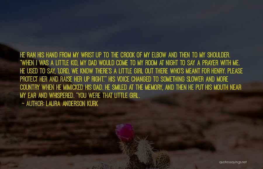 We Are Far But Near Quotes By Laura Anderson Kurk
