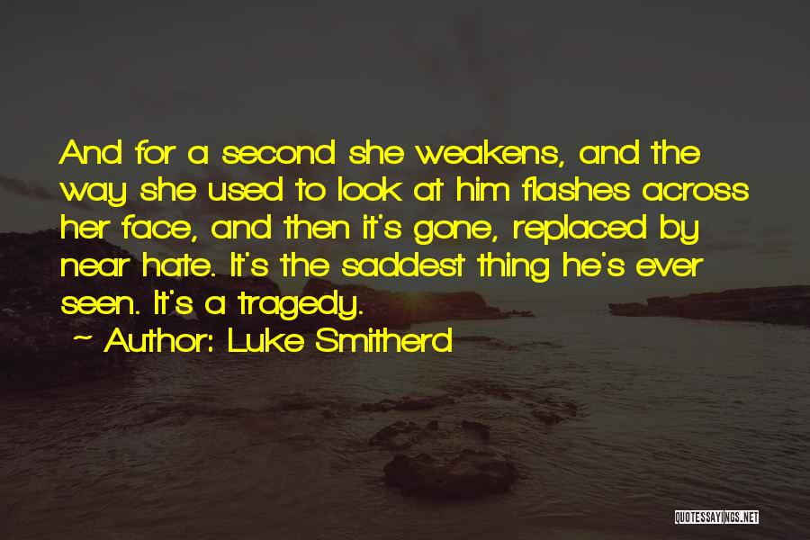 We Are Far But Near Quotes By Luke Smitherd