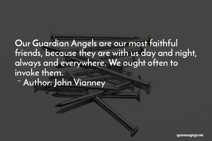 We Are Friends Because Quotes By John Vianney