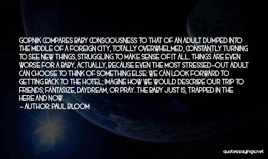 We Are Friends Because Quotes By Paul Bloom