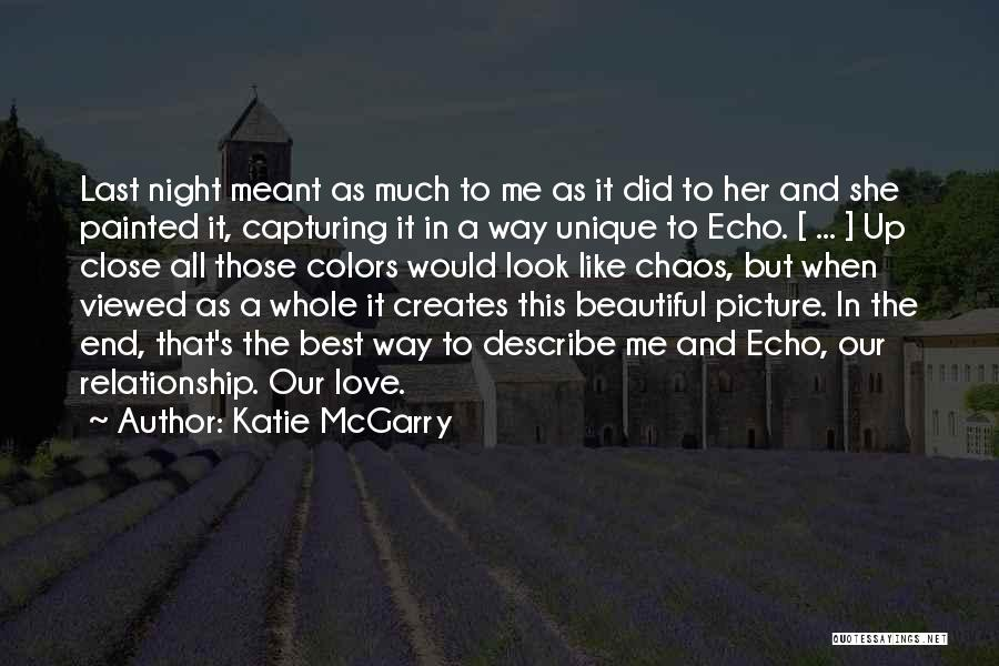 We Are Meant To Be Picture Quotes By Katie McGarry