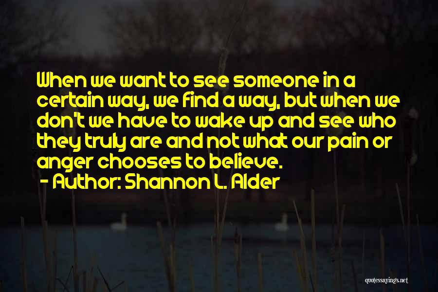 We Are Not Friends We Are Family Quotes By Shannon L. Alder