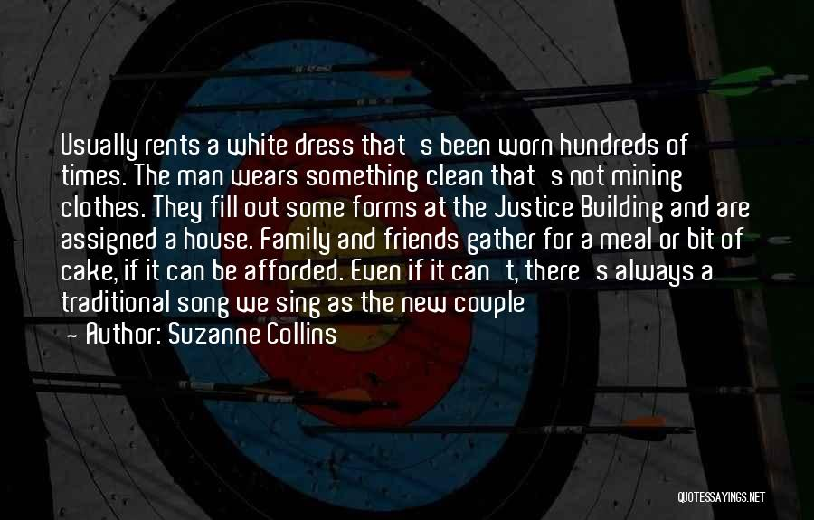We Are Not Friends We Are Family Quotes By Suzanne Collins