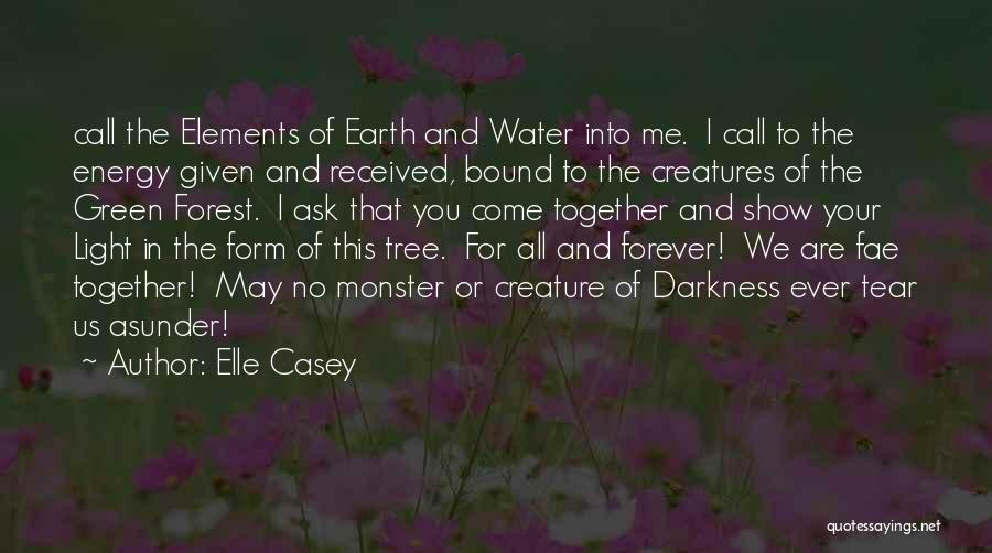 We Are Together Forever Quotes By Elle Casey