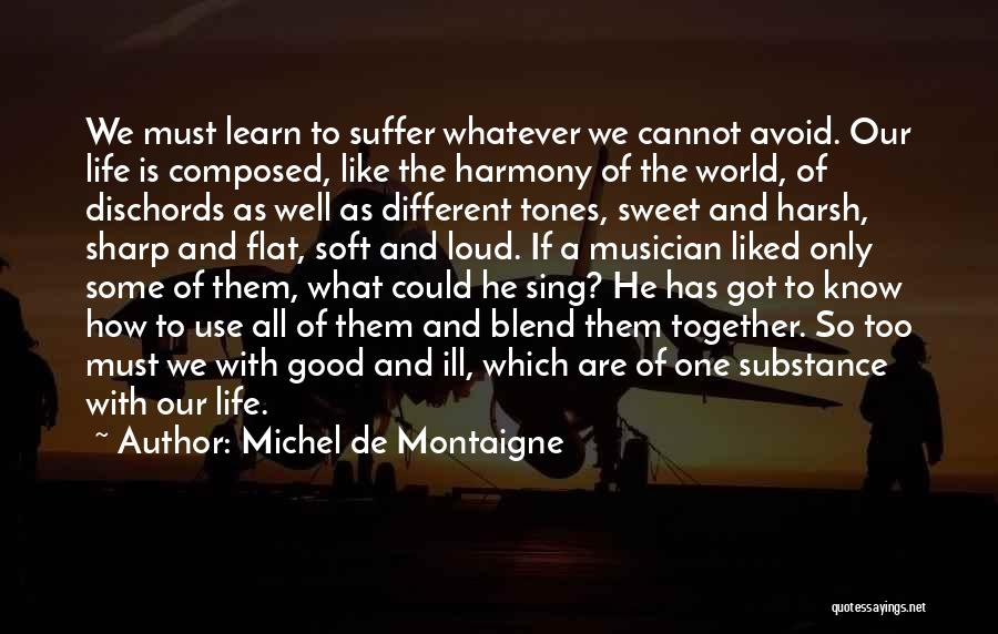 We Are Too Different Quotes By Michel De Montaigne