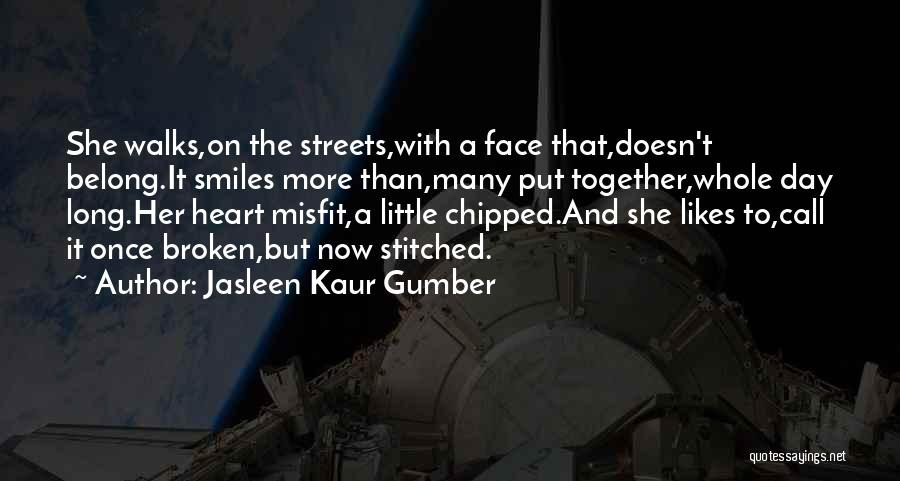 We Belong Together Love Quotes By Jasleen Kaur Gumber