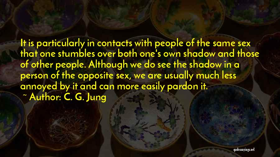 We Both Are One Quotes By C. G. Jung