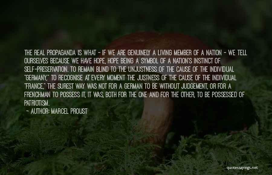We Both Are One Quotes By Marcel Proust