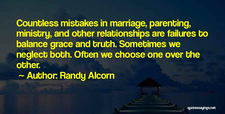 We Both Are One Quotes By Randy Alcorn