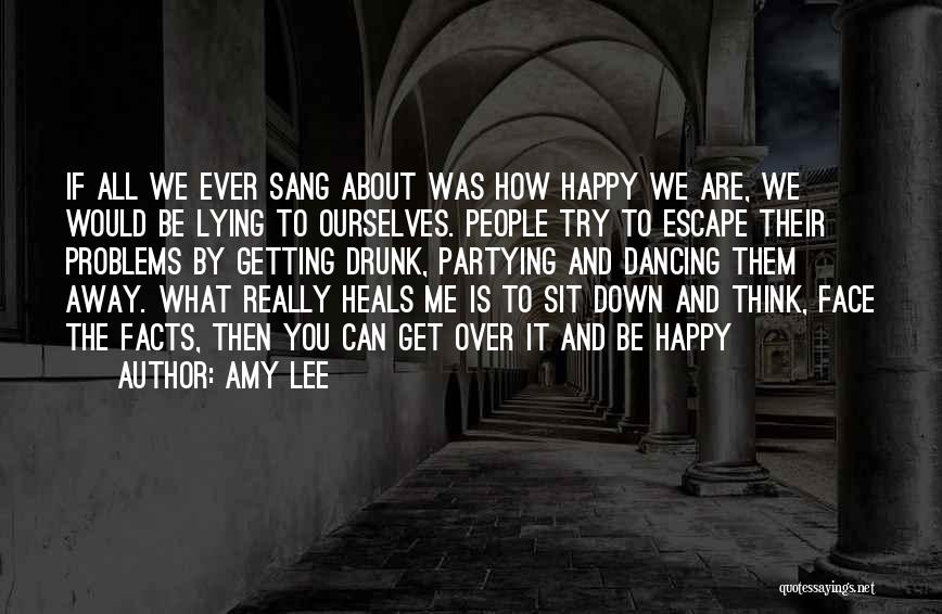We Can Try Quotes By Amy Lee