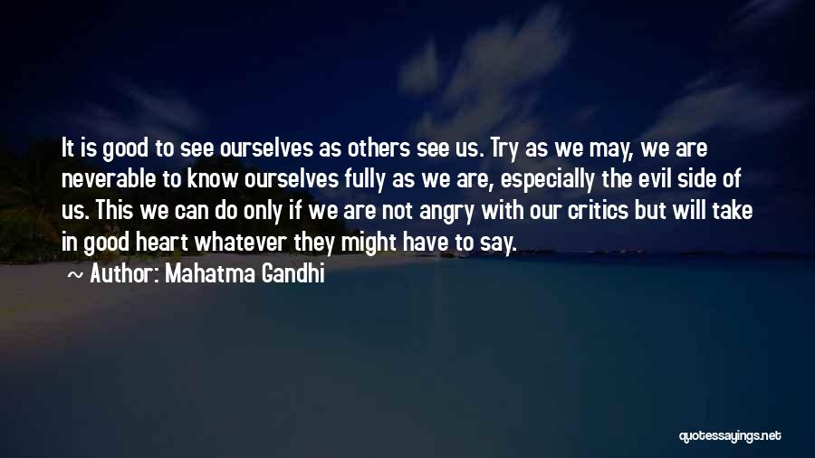 We Can Try Quotes By Mahatma Gandhi