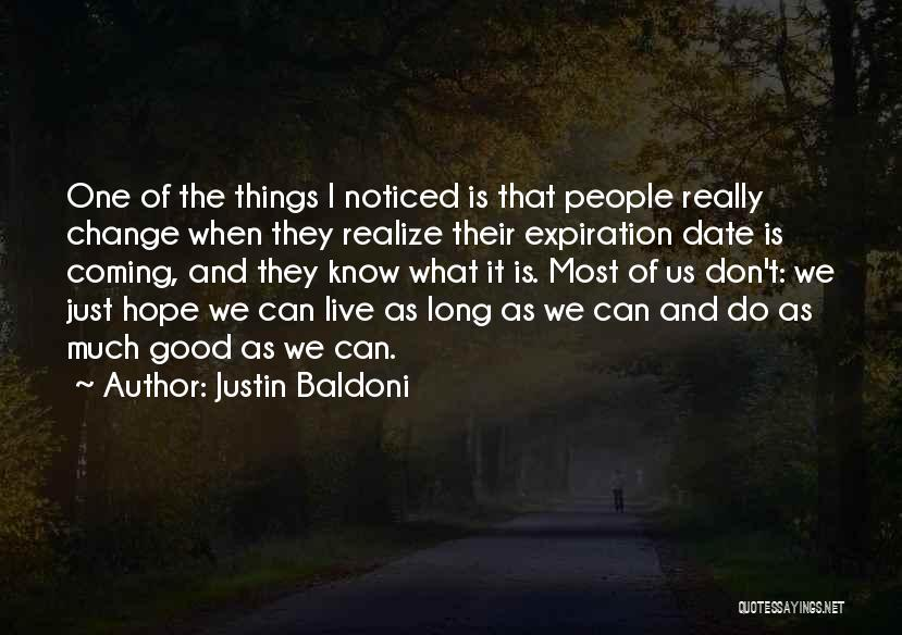 We Can't Change Quotes By Justin Baldoni