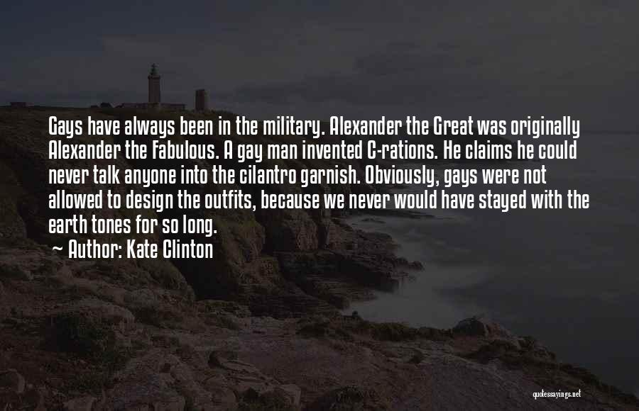 We Could Have Been Great Quotes By Kate Clinton