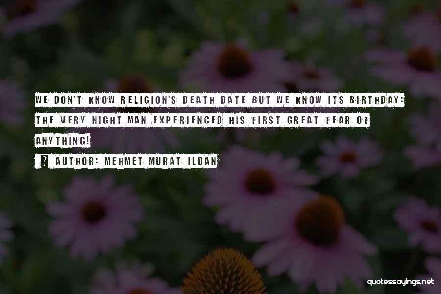 We Don't Date Quotes By Mehmet Murat Ildan