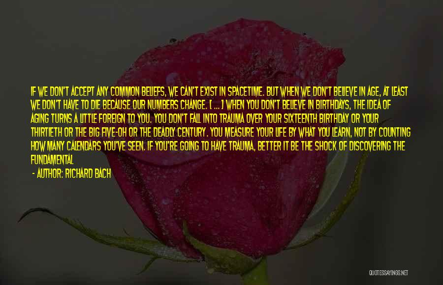 We Don't Date Quotes By Richard Bach
