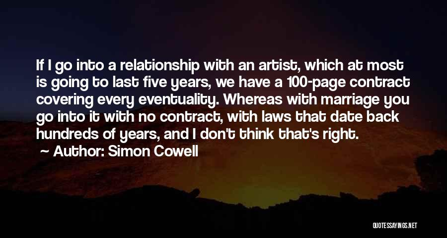 We Don't Date Quotes By Simon Cowell